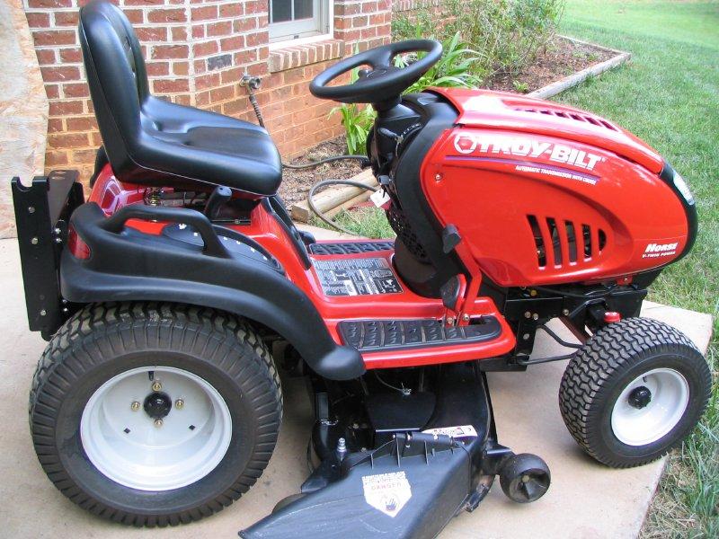 Nelsonet For Sale Troy Bilt Horse 21 Hp 46 Cut Garden Tractor